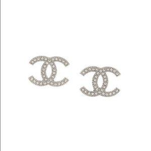 🇺🇸CHANEL Moscova Classic CC Earrings SHW🇺🇸
